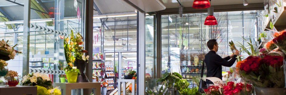 Un oasis de fraîcheur pour vos fleurs... et vos clients